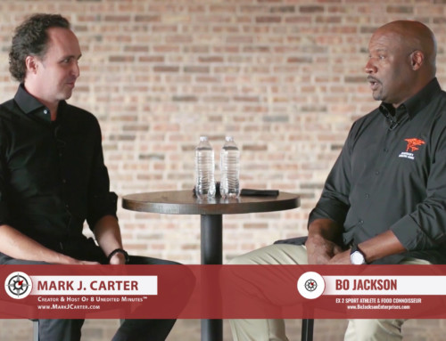 Bo Jackson Talks About Mentoring: A Video Interview